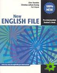 New English File Pre-Intermediate Multipack B, Oxford University Press